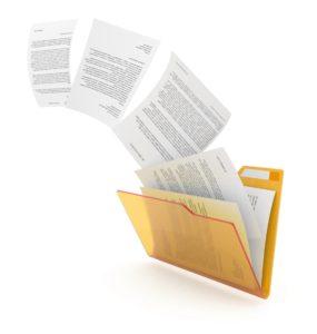 Сбор необходимой документации