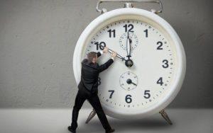 Время на погашение кредита