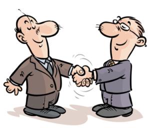 Заключение сделки о заеме средств