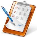 Список документов на кредитку