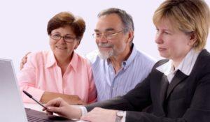 Оформление кредитной карты для пенсионера