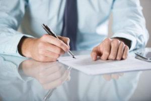 Оформление договора по страхованию недвижимости