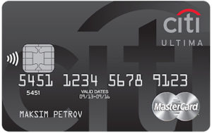Кредитная карта Ситибанка