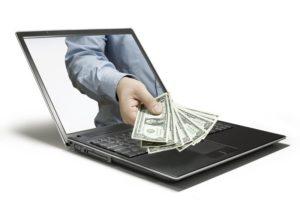 Онлайн-оформление кредита
