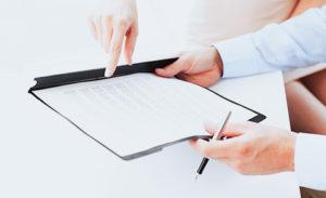Проверка соответствия заемщика требованиям финучреждения