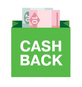Возвращение процента с безналичных платежей