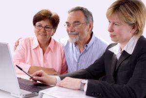 Оформление кредита пенсионерам