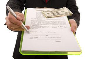 Порядок оформления кредита