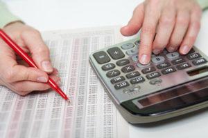 Рассчет процентов по кредиту