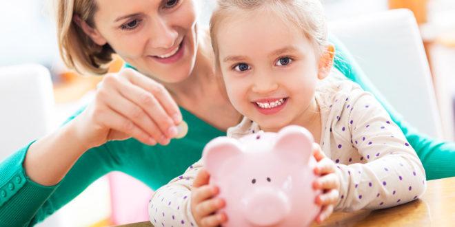Оформление вклада на ребенка